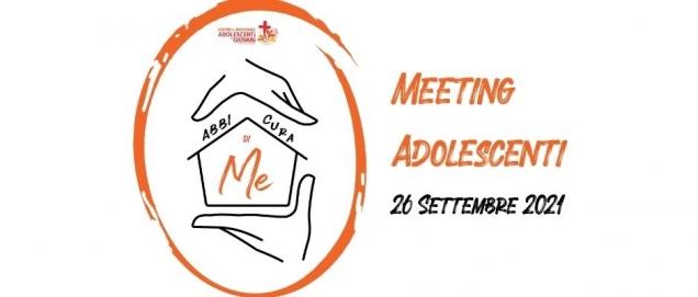 meeting adolescenti 2021
